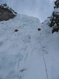 ice climbing :: 3 images